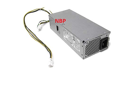 New Genuine PS for HP ProDesk 400 G5 180W Power Supply PA-1181-3HB L07658-001