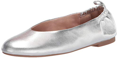 CC Corso Como womens Cc-heath Ballet Flat, Silver, 8 US