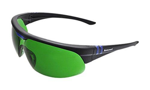 HONEYWELL Schweißer-Schutzbrille Millenia 2G | Rahmen: schwarz | Sichtscheibe Schutzstufe IR3 | 1 Stück