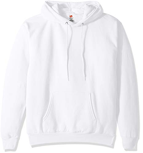 Hanes Herren Ultimate Cotton schwerer Baumwoll-Pullover, Kapuzenpulli, Sweatshirt -  -
