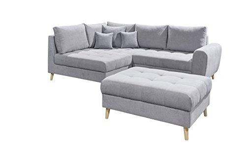 Ecksofa Couch -  günstig Skandi Stella  auf schoene-moebel-kaufen.de ansehen