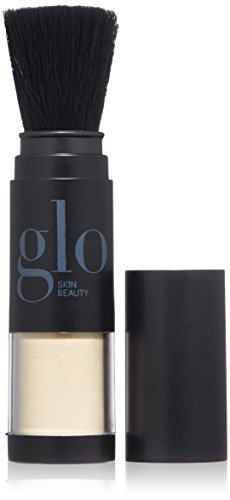 Glo Skin Beauty Redness Relief Face Powder - Brush On Loose Powder Redness Neutralizer - Soothing and Calming
