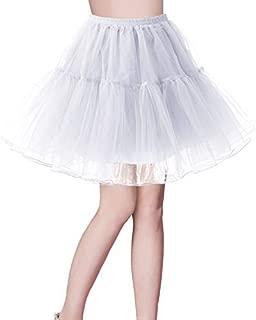 Amazon.es: Blanco - Faldas / Mujer: Ropa