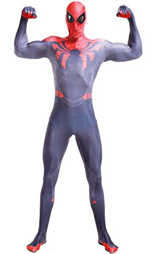 Hacostumes Unisex Lycra Spandex Zentai Halloween Cosplay Costumes Audlt/Kids:Homecoming