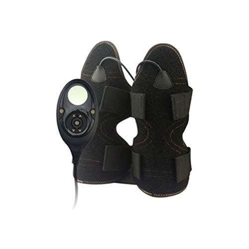 Garneck 1 par de Cinturón Adelgazante para El Brazo Pantorrilla Cinturón de Pérdida de Peso Vibración Ajustable Brazos Quemagrasas Cinturón de Fitness para Mujeres