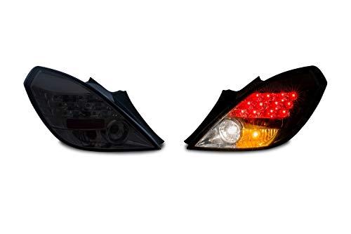 Original JOM LED Rückleuchten Schwarz Smoke Set in Top-Qualität!
