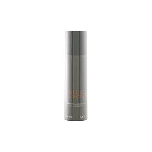Loewe - Desodorante Natural Spray Solo