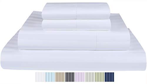 Threadmill Home Linen 500 Thread Count 100% Extra-Long Staple Cotton Sheet...