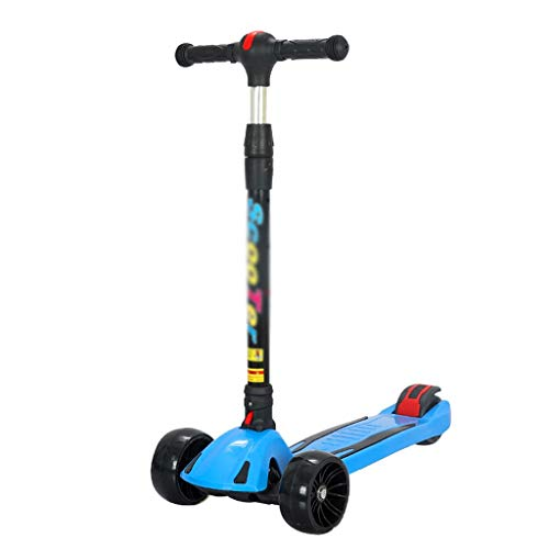 Best Bargain Kick Scooter, 3-Wheel Scooter, Suitable for Young Children Adolescents, Boys and Girls ...