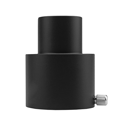 Gosky 0.965 to 1.25 Inch Telescope Eyepiece Adapter - Allow You use 1.25' Eyepiece on 0.965' Telescope