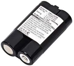 Replacement For Daytona Our shop most popular Urc-lx700 Battery Technical Precision Max 43% OFF By