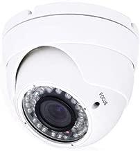 White DAHUA OEM W-SD//HPM60 Hanging and Pendant Camera Mount Bracket