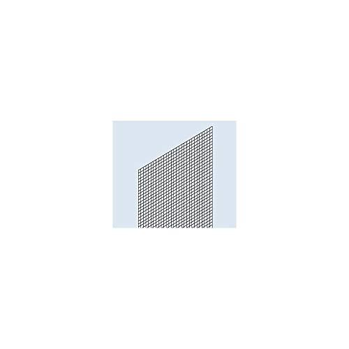 EUROKRAFT Rückwand für Steckregal, Regal, Werkstattregal HxB 2500x1000 mm 3 Sicherungsleisten
