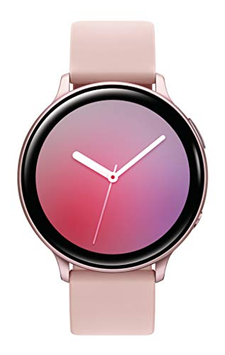 Samsung Galaxy Watch Active 2 (44mm, GPS, Bluetooth), Pink Gold (US Version)