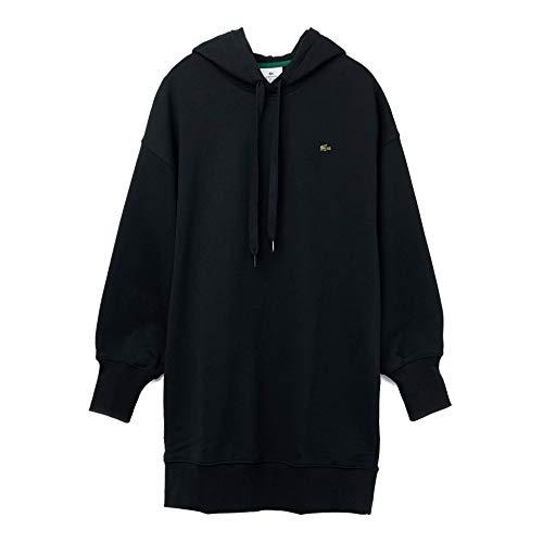 Lacoste EF0657 Vestido, Black, 34 para Mujer