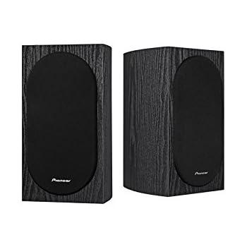 Pioneer SP-BS22-LR Andrew Jones Home Audio Bookshelf Loudspeakers (Set of 2)