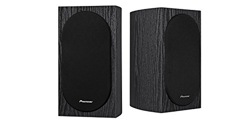New Pioneer SP-BS22-LR Andrew Jones Home Audio Bookshelf Loudspeakers (Set of 2)