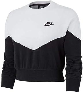 سويت شيرت حريمي NSW HRTG CREW FLC من Nike