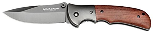 Boker Magnum 01MB864 Co-Operator Pocket Knife with 3 3/8 in. 440 Stainless Steel Blade