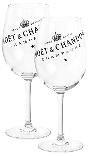 Moët & Chandon Juego de 2 Copas de champán Ice Imperial de...