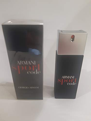 Armani Sport Code Eau de Toilette, 20 ml