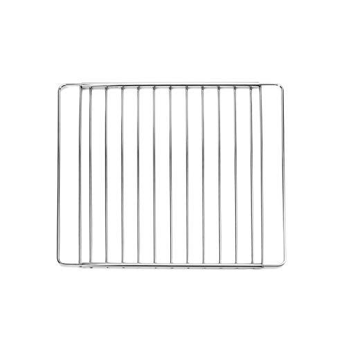 MIRTUX Rejilla/Parrilla para Horno. Modelo Universal Que es Extensible/Ajustable Desde 35 cm (Medida mínima) hasta 56 cm (Medida máxima).