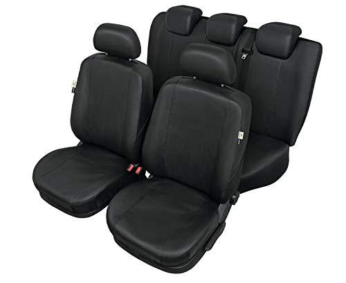 Beschermende bekleding zitkussen kegel L/LXL autostoelhoezen stoelhoezen compatibel met Volkswagen Passat VI VII 2005-2014 PRACTICAL
