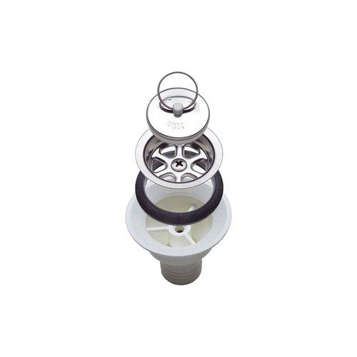 DOMETIC 9102300085 Siphon, grau, Standard
