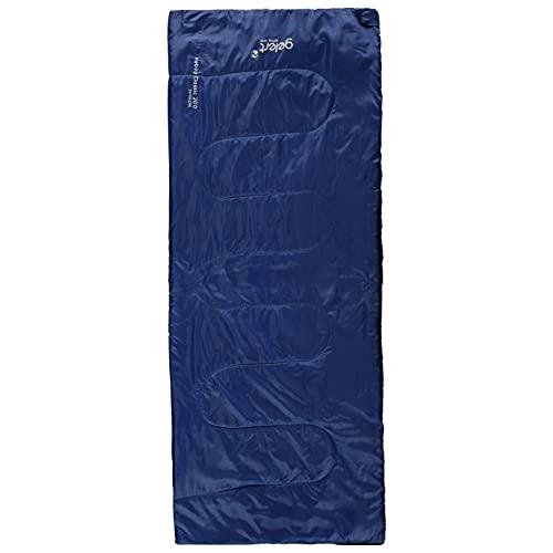 Gelert Hebog Classic Sleeping Bag Envelope Warm Design Sack Camping Accessory by Gelert