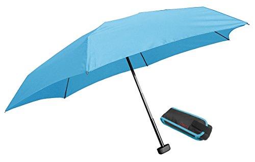 Euroschirm Dainty Silber UV Schutz Manuell Outdoor Trekking Regenschirm Taschenschirm