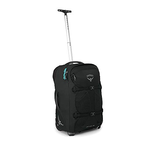 Osprey Packs Fairview 36 Women's Wheeled Luggage, Black