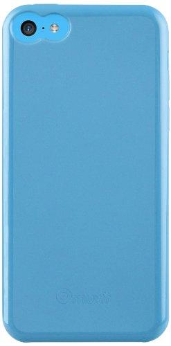 MCA muski0266Minigel Schutzhülle Blau iPhone 5C