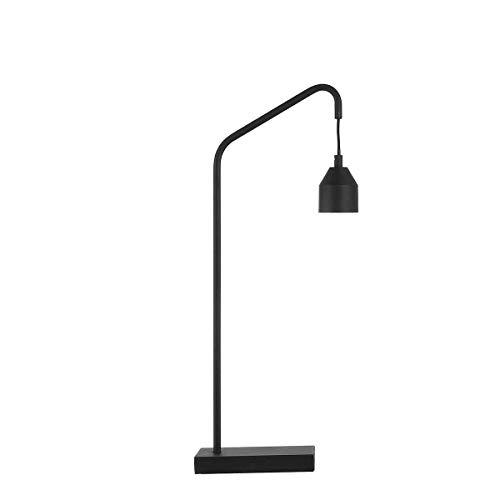 Mica Decorations Ting Tafellamp zwart, E27 fitting: 30 x 18 x 50 cm
