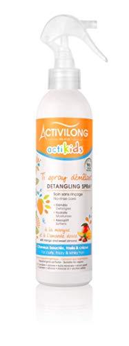 Activilong Actikids Ti Spray Démêlant À La Mangue/L'amande Douce 250 Ml