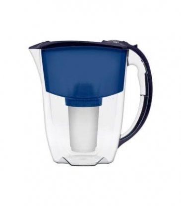 Aquaphor Prestige Wasserfilter-Krug, 2,8 l navy