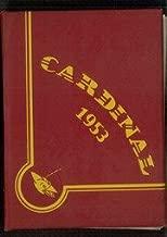 (Custom Reprint) Yearbook: 1953 Glendale High School - Cardinal Yearbook (Glendale, AZ)