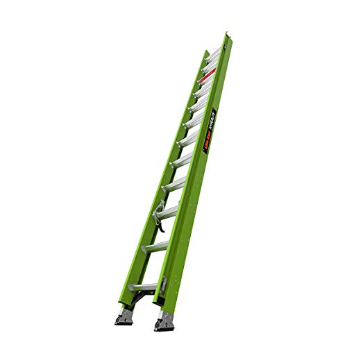 Little Giant Ladders, HyperLite, 24', Extension Ladder, Fiberglass, Type 1A, 300 lbs rated (18724)