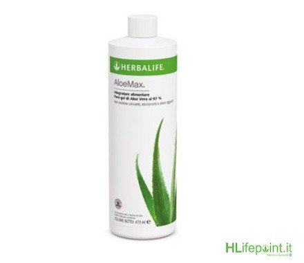 Herbalife Aloe Max Concentrate–Aloe Vera 97% Natural Taste–473ml