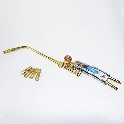Antorcha de soldadura Acetileno/propano Gas Jet Torch Herramientas de soldadura Pistola de soldadura (versión propano)