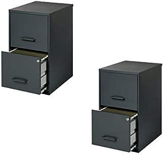 hirsh 2 drawer vertical file