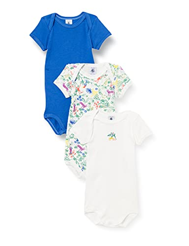 Petit Bateau Baby-Mädchen 5990700 Unterwäsche, Mehrfarbig, 86