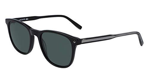 LACOSTE EYEWEAR L602SNDP gafas de sol, negro, 5119 para Hombre