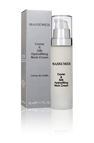 Massumeh Caviar and Silk Hydrolifting Neck Cream - 50 ml