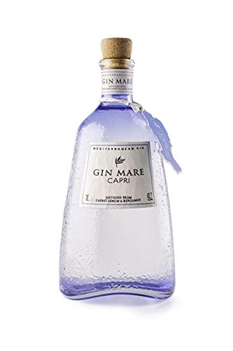 Gin Mare Mediterranean Gin Capri Limited Edition 42,7{5289b4bd604a7a4fe798aa6041080c0c58e8beb584da1ffca3e92e7bd38e6b62} Volume 0.7
