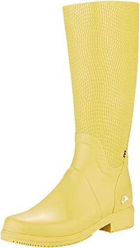 Viking Damen FESTIVAL W Gummistiefel, Gelb (Yellow 13), 37 EU