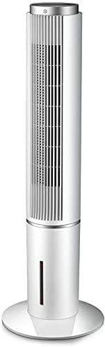 LXNQG Aficionados a la torre refrigerador de refrigeración Aficionado al hogar Pequeño ventilador refrigerado refrigerado refrigerador móvil Frigorífico pequeño refrigerador (color: blanco, Tamaño: 34