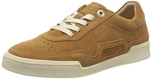 bugatti Damen 416941011400 Sneaker, Braun (Cognac 6300), 41 EU