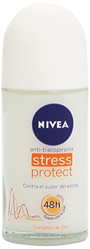 Nivea Stress Protect Antitranspirante Desodorante Roll On - 50 ml