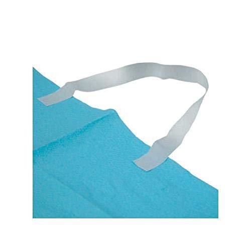Essentials Self-Adhesive Elastic Bib Holder-SBH - 250 pcs