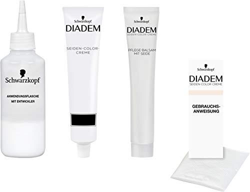 Diadem Seiden-Color-Creme 708 Beige Blond Stufe 3, 3er Pack(3 x 170 ml)